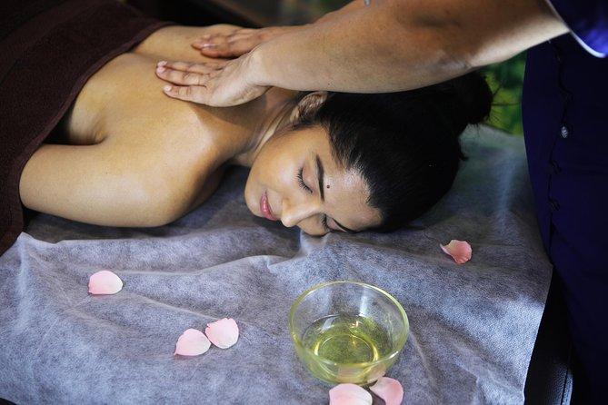 Luxury Full Body Massage and Scrub (Natural and Vegan)