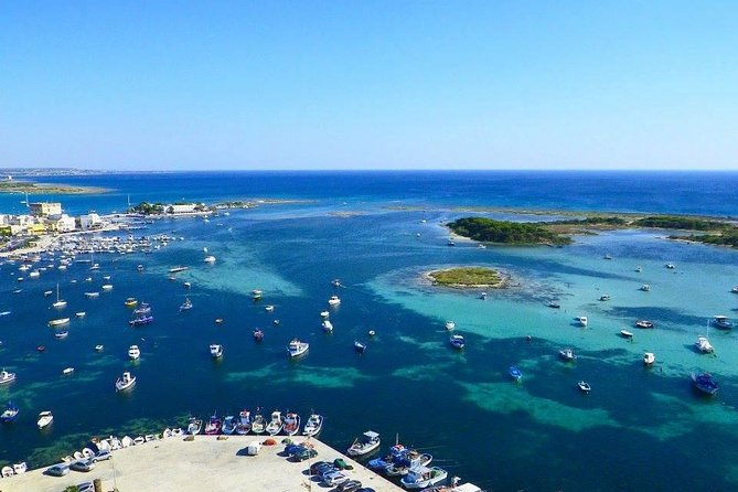 Mini-cruise to Porto Cesareo with snorkeling and typical aperitif