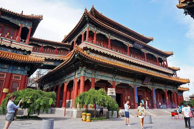 In-depth to Know Chinese Culture to Lama Temple & Confucius Temple