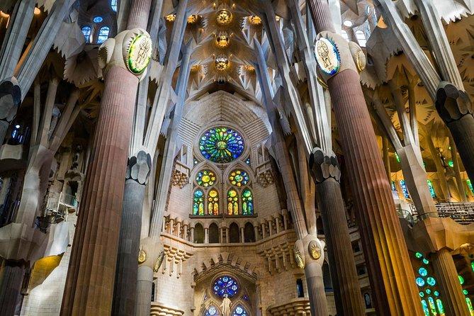 Eskortierte Express-Führung durch die Sagrada Familia