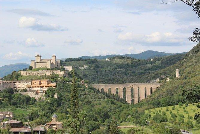 Private Transfer: Ciampino Airport (CIA) to Spoleto or vice versa