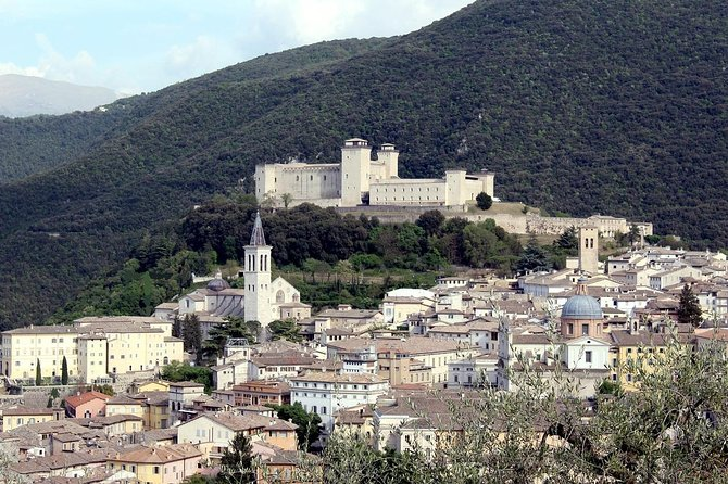 Private Transfer: Civitavecchia Port to Spoleto and vice versa