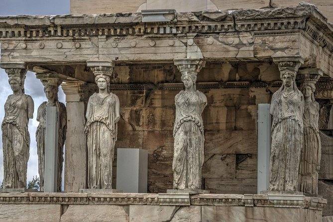 Athens Sightseeing Private Tour with Acropolis