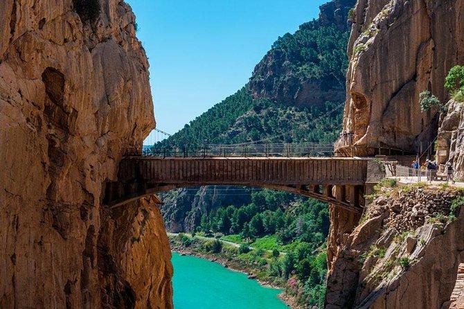 Caminito del Rey. 1 day excursion