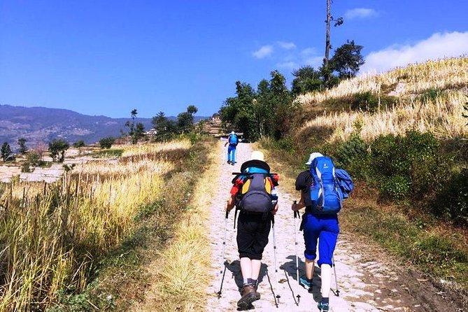 3-Day Nagarkot Trek from Kathmandu