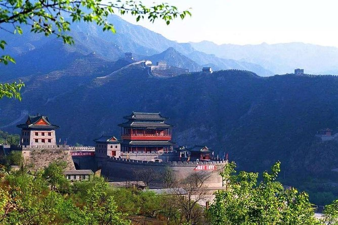 Juyongguan Great Wall and Ming Tomb Private Day Tour