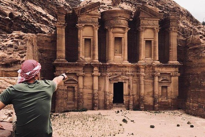 Full day Tour to Petra from Amman or Dead Sea photo 1