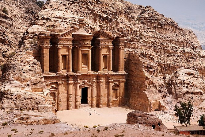 Full day Tour to Petra from Amman or Dead Sea photo 4