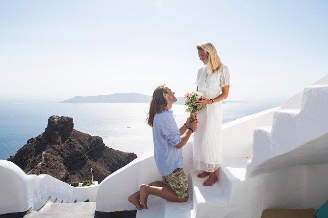 Pothos Wedding Proposal