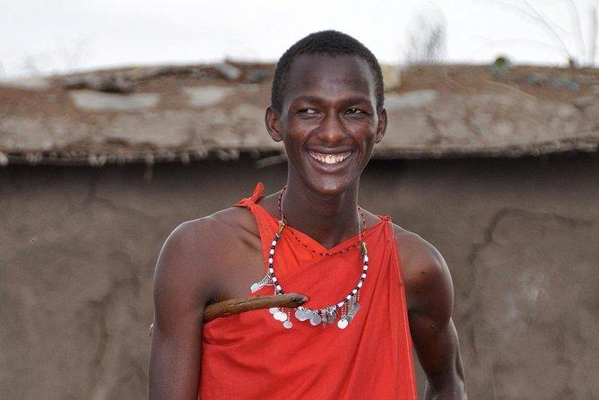Maasai Mara cultural tour and village feast