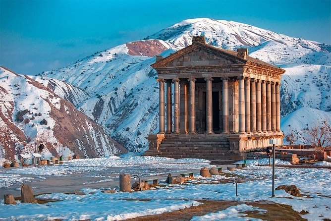 PRIVATE Guided tour to Garni, Geghard and Tsaghkadzor