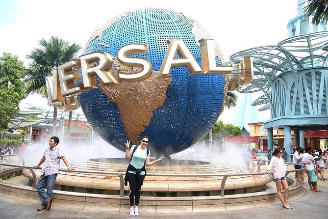 Singapore -Universal Studios Singapore Admission Ticket