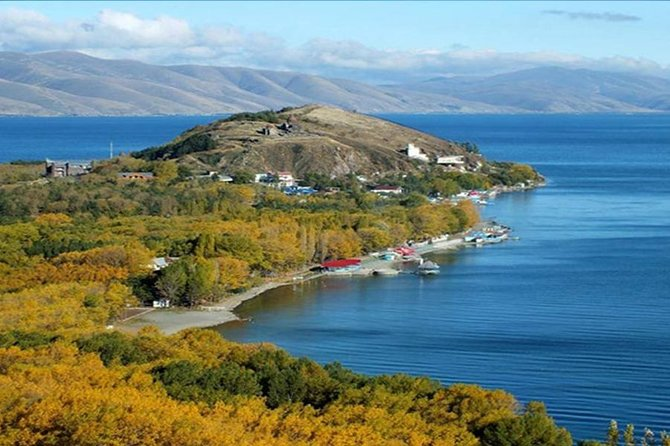 PRIVATE Guided tour to Tsaghkadzor ropeway, lake Sevan, Goshavank, Haghartsin photo 7