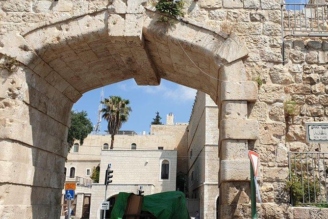 Jerusalem -The New Gate / Jerusalen -la puerta nueva