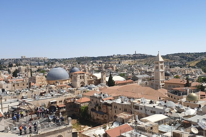 1 Day Jerusalem Tour