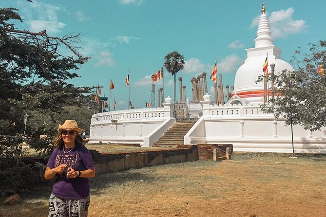 Sacred City of Anuradhapura from Colombo (3 Days)