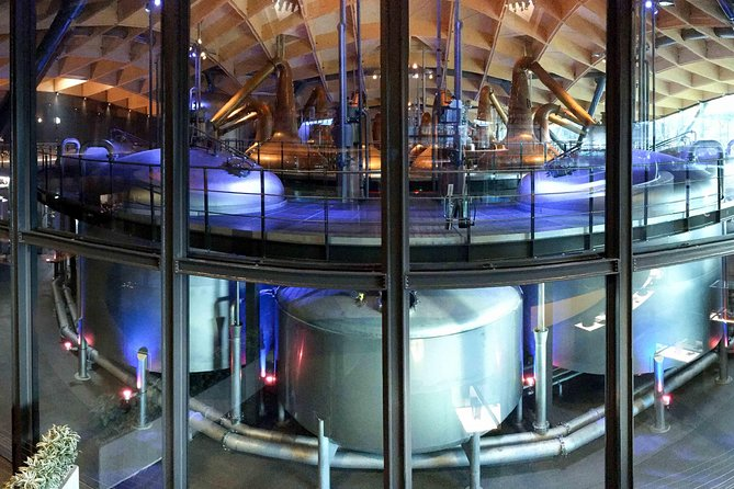 Best Scottish Distilleries Whisky Private Day Trip plus optional Castle Tour
