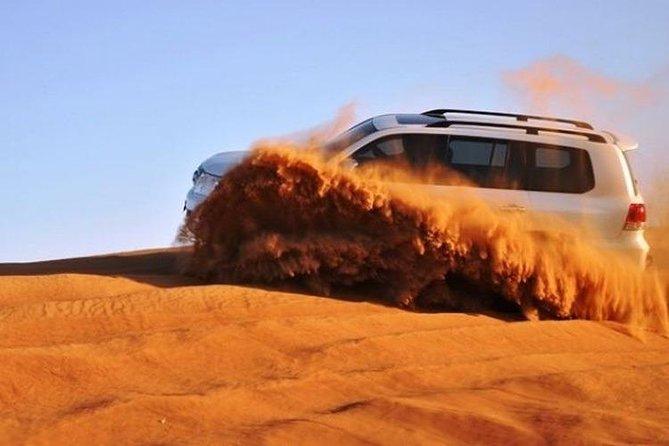 Private Morning Desert Safari