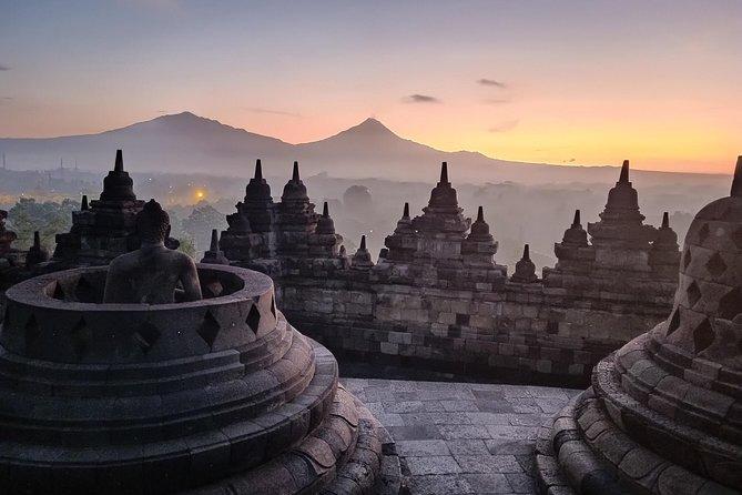Borobudur Prambanan Tour