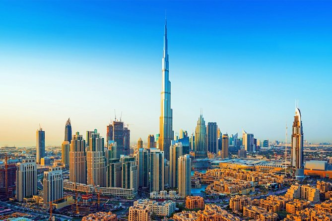 Premium Red dunes Safari Experience along with Dubai Sight Seeing Tour