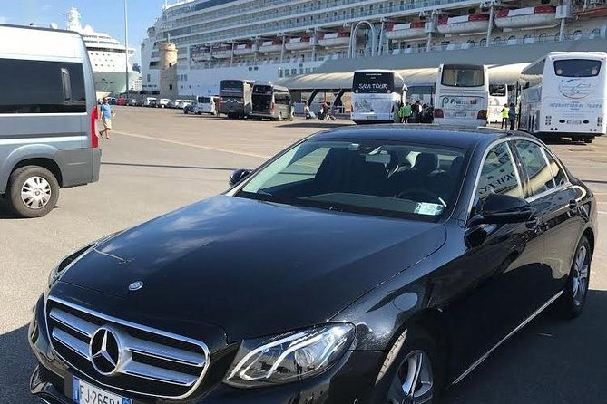 Tour from the Port of Civitavecchia to Rome and back