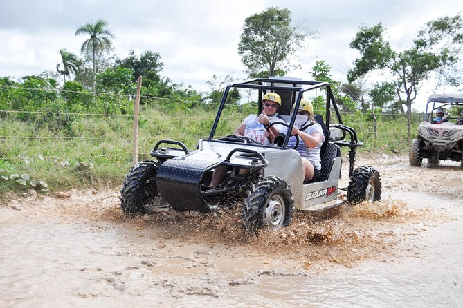 Buggies Extreme and Cenote Cave Adventure Half Day