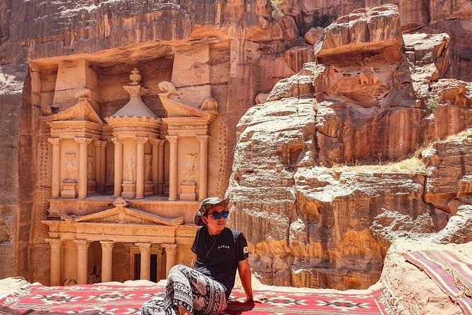 One Day Petra & Wadi Rum for 2 Travelers photo 2