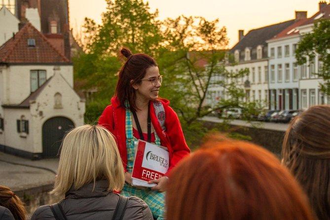 Bruges Night Package: Evening Tour & Beer Tasting