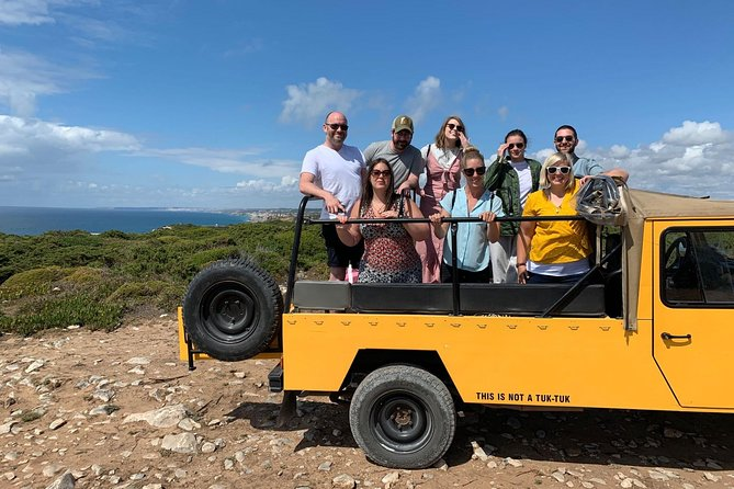 Sintra Jeep Safari: Palaces & Culture