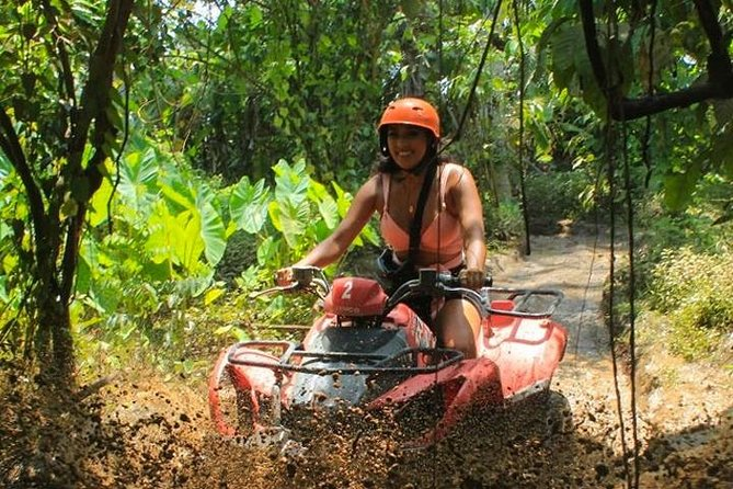 ATV Ride Adventure & Ubud Countryside