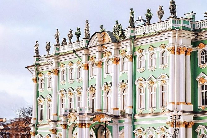 Hermitage Tour in St Petersburg