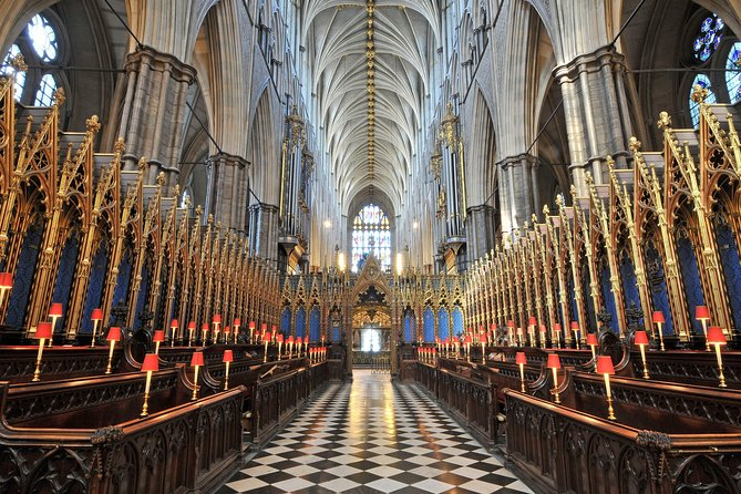 9Hr Tour Westminster Abbey,St Paul's Cathedral,Tower Of London (Private Guide)