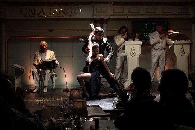 Gala Tango Dinner and Show