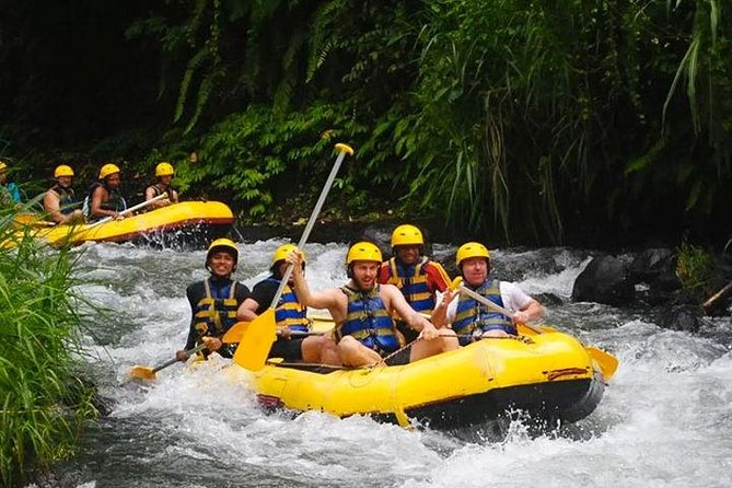 Telagawaja Rafting & East of Bali Tour