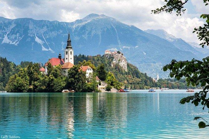 Ljubljana-Bled Lake