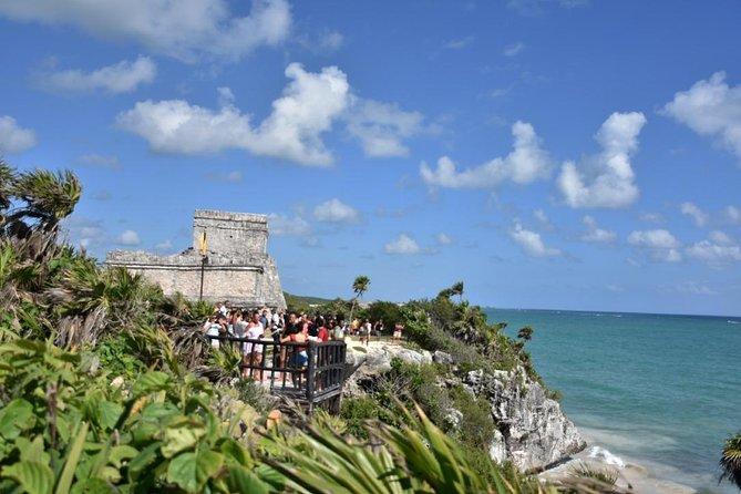 Tour VIP Coba, Tulum, Cenote & Playa del Carmen