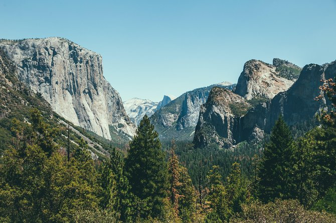 Yosemite National Park Full Day Tour in Chinese