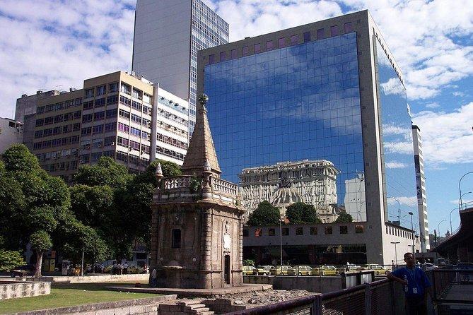 Rio Historical Walking Tour