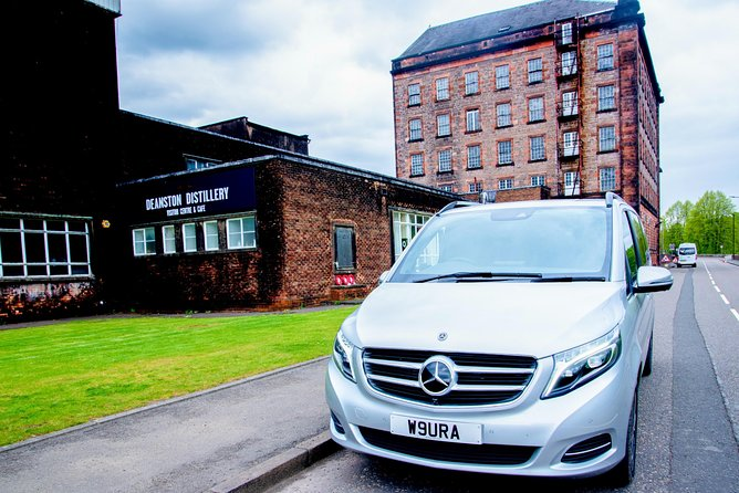 Exclusive Scottish Gin & Whisky Distillery Experience