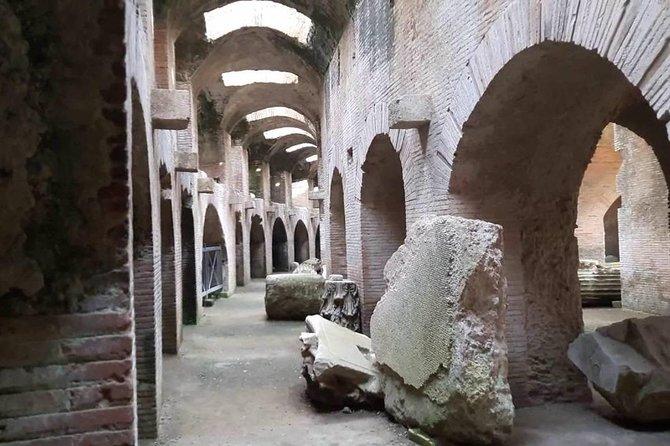 Naples / Serapid Temple / Flavius Amphitheater / Aragonese Bay Castle (8hrs)