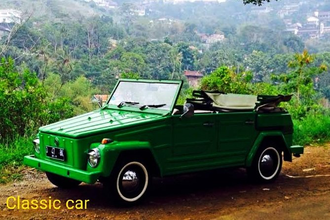 Car and chauffeur hire in bali