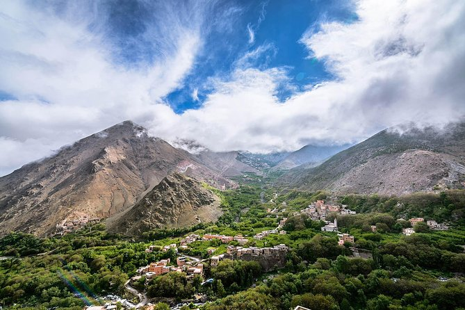 Budget Day Tour of Atlas the mountains from Marrakech
