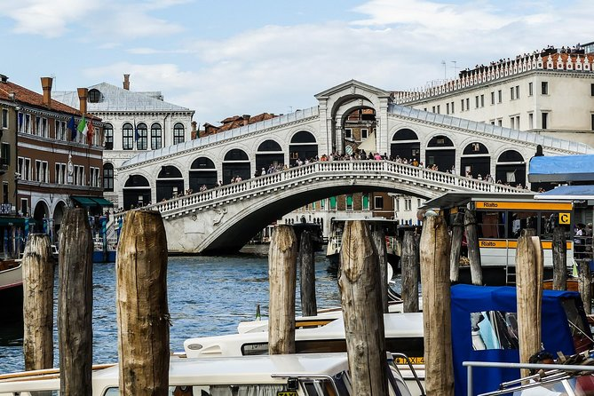 Venice Highlights: Doge's Palace, St. Mark's Basilica, and Walking Tour photo 4