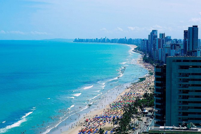 Recife: Full Day City Tour Olinda