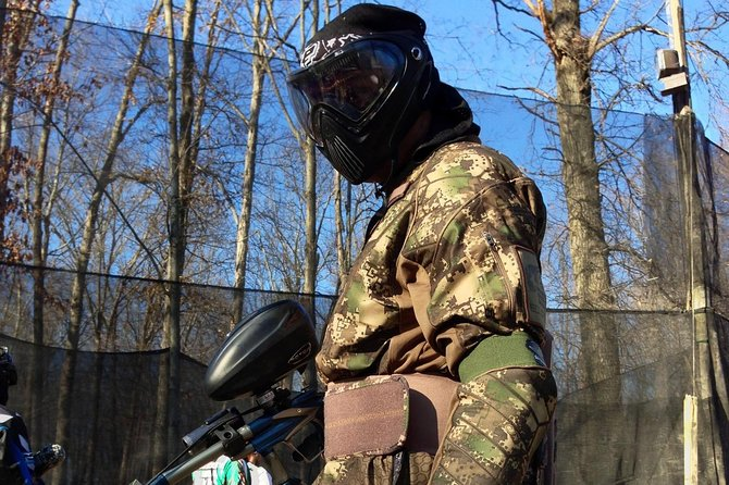 Ultimate Paintball Experience