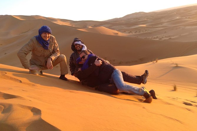 5 Days Tour from Tangier to Marrakech via Chefchaouen Fes and Sahara desert photo 4