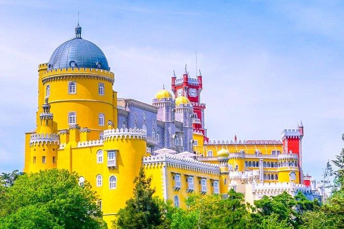 3 Days Private Tour - Sintra, Lisbon and Fátima