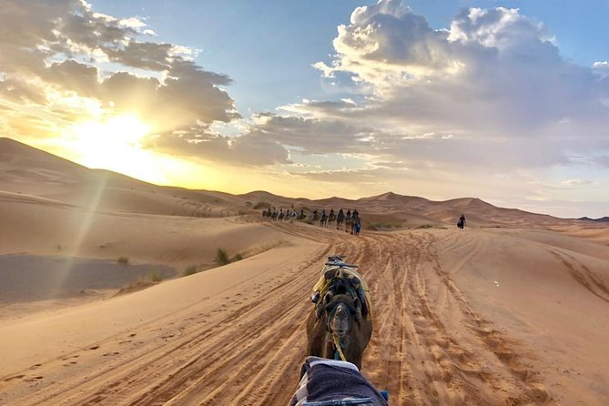 4-days Private Desert Tour Merzouga from Marrakech via AitBen Haddou& Ouarzazate