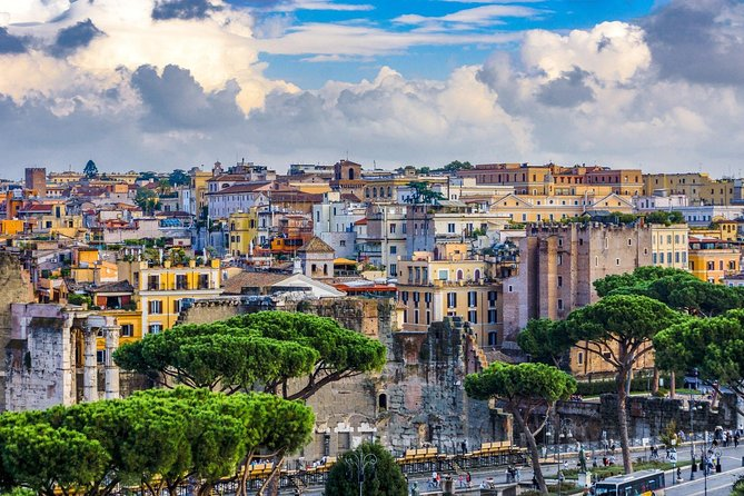 ROME: Enjoy a Virtual 3D Visit and E-Bike tour with a local guide