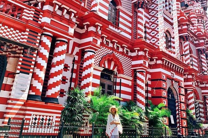 Colombo Sightseeing & Shopping